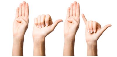 language des signes pour bébés