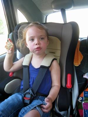 Enfant en voiture 3