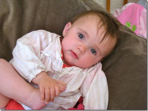 Lili 6 mois 2
