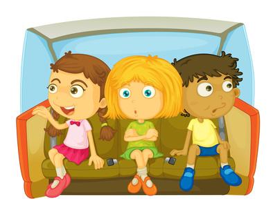 8 conseils pour bien pr parer un voyage en voiture avec vos enfants les supers parents. Black Bedroom Furniture Sets. Home Design Ideas