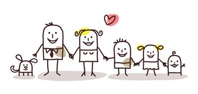 famille parentalité positive