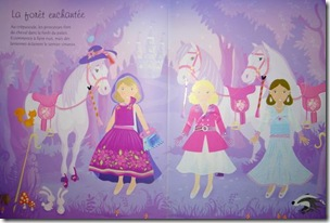 cadeaux testés et approuvés - Les princesses