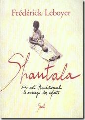 Shantala massage des enfants