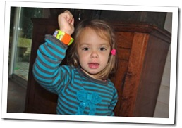 produits innovants pour parents - bracelet foule 1