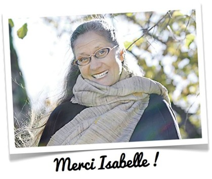 merci isabelle