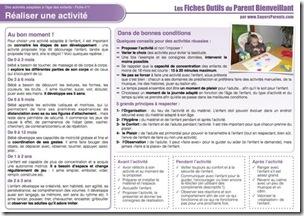 FO ACT 10 - Activité d'éveil dès 2 ans