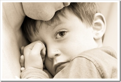 consoler enfant humilié