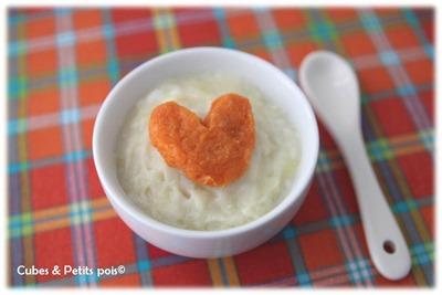 Recette bébé créole duo patate douce