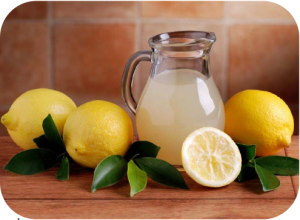 recette saine - citronnade