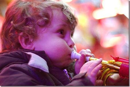 Petit trompettiste