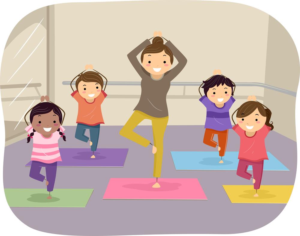 comment le yoga pour les enfants peut il les aider. Black Bedroom Furniture Sets. Home Design Ideas