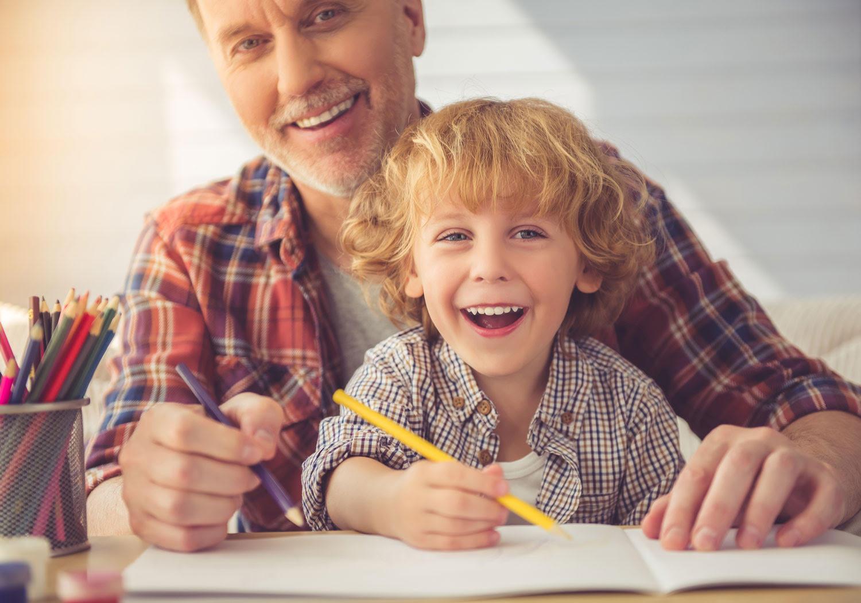 resserrer les liens parent-enfant grâce au dessin